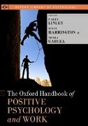 Cover-Bild zu Oxford Handbook of Positive Psychology and Work (eBook) von Linley, P. Alex (Hrsg.)
