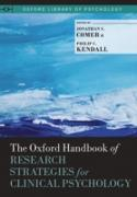 Cover-Bild zu The Oxford Handbook of Research Strategies for Clinical Psychology (eBook) von Comer, Jonathan S. (Hrsg.)