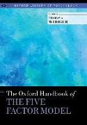 Cover-Bild zu The Oxford Handbook of the Five Factor Model von Widiger, Thomas A. (Professor of Psychology, Professor of Psychology, University of Kentucky) (Hrsg.)