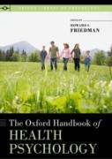 Cover-Bild zu The Oxford Handbook of Health Psychology (eBook) von Friedman, Howard S. (Hrsg.)