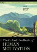 Cover-Bild zu The Oxford Handbook of Human Motivation (eBook) von Ryan, Richard M. (Hrsg.)