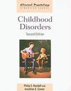 Cover-Bild zu Childhood Disorders von Kendall, Philip C.