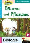 Cover-Bild zu Bäume und Pflanzen (eBook) von Kolvenbach, Anni