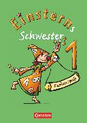 Cover-Bild zu Einsterns Schwester, Erstlesen - Ausgabe 2008, 1. Schuljahr, Ferienspaß, Arbeitsheft, Beilage mit farbigen Klebestickern von Lemke, Liane