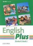 Cover-Bild zu English Plus 3. Student's Book von Wetz, Ben
