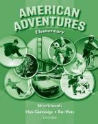 Cover-Bild zu American Adventures Elementary: Workbook von Wetz, Ben