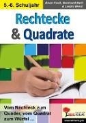 Cover-Bild zu Rechtecke & Quadrate (eBook) von Koch, Kevin
