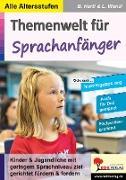 Cover-Bild zu Themenwelt für Sprachanfänger (eBook) von Hartl, Bernhard