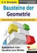 Cover-Bild zu Bausteine der Geometrie (eBook) von Koch, Kevin