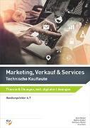 Cover-Bild zu Marketing, Verkauf & Services von Berger, Aline