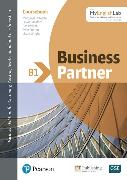 Cover-Bild zu Business Partner B1 Coursebook with MyEnglishLab, Online Workbook and Resources