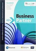 Cover-Bild zu Business Partner A2+ Coursebook with MyEnglishLab, Online Workbook and Resources