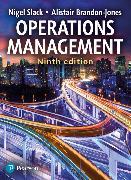 Cover-Bild zu Operations Management von Slack, Nigel