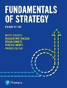 Cover-Bild zu Fundamentals of Strategy von Angwin, Duncan.