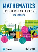 Cover-Bild zu Mathematics for Economics and Business von Jacques, Ian