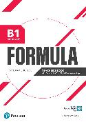 Cover-Bild zu Formula B1 Teacher's Book with Presentation Tool Digital Resources & App von Education, Pearson