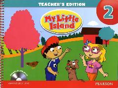 Cover-Bild zu My Little Island 2 Teachers Edition with ActiveTeach von PEARSON EDUCATION
