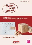 Cover-Bild zu Mathe sicher können, 5./6. Schuljahr, Förderbausteine Natürliche Zahlen, Förderheft für Schülerinnen und Schüler