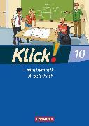 Cover-Bild zu Klick! Mathematik - Mittel-/Oberstufe, Alle Bundesländer, 10. Schuljahr, Arbeitsheft von Jacob, Daniel