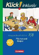Cover-Bild zu Klick! inklusiv, Mathematik, 7./8. Schuljahr, Flächen und Körper, Arbeitsheft 5 von Jenert, Elisabeth