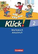 Cover-Bild zu Klick! Mathematik - Unterstufe, Alle Bundesländer - Förderschule, 2. Schuljahr, Arbeitsheft von Burkhart, Silke