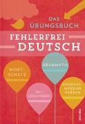Cover-Bild zu Fehlerfrei Deutsch - Das Übungsbuch mit Lösungen von Techmer, Marion