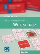 Cover-Bild zu Zwischendurch mal ... Wortschatz. Kopiervorlagen von Duckstein, Barbara