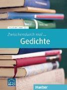 Cover-Bild zu Zwischendurch mal Gedichte. Kopiervorlagen von Wicke, Rainer E.