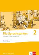 Cover-Bild zu Die Sprachstarken 2 - Weiterentwicklung / Augabe ab 2021 von Lindauer, Thomas
