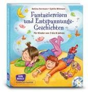 Cover-Bild zu Fantasiereisen und Entspannungsgeschichten von Herrmann, Bettina