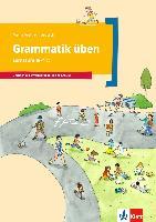 Cover-Bild zu Grammatik üben - Lernstufe 1 von Doukas-Handschuh, Denise