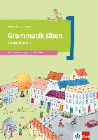 Cover-Bild zu Grammatik üben - Lernstufe 2 von Doukas-Handschuh, Denise