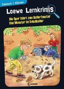 Cover-Bild zu Loewe Lernkrimis - Die Spur führt zum Kellerfenster / Das Monster im Schulkeller von Neubauer, Annette