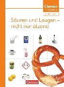 Cover-Bild zu Chemie im Kontext - Sekundarstufe I, Alle Bundesländer, Säuren und Laugen - nicht nur ätzend, Themenheft 6 von Demuth, Reinhard
