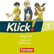 Cover-Bild zu Klick! Englisch, Alle Bundesländer, Band 1: 5. Schuljahr, Lieder- und Text-CD
