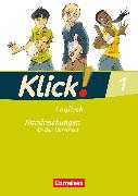 Cover-Bild zu Klick! Englisch, Alle Bundesländer, Band 1: 5. Schuljahr, Handreichungen für den Unterricht von Backhaus, Angela
