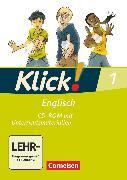 Cover-Bild zu Klick! Englisch, Alle Bundesländer, Band 1: 5. Schuljahr, CD-ROM mit Unterrichtsmaterialien