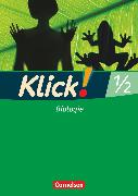 Cover-Bild zu Klick! Biologie, Alle Bundesländer, Band 1/2, Arbeitsheft von Gredig, Sylvia