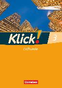 Cover-Bild zu Klick! Erdkunde, Fachhefte für alle Bundesländer, Band 3, Arbeitsheft von Fink, Christine