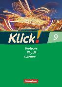 Cover-Bild zu Klick! Biologie, Physik, Chemie, Alle Bundesländer, Band 9, Biologie, Physik, Chemie, Arbeitsheft von Dittrich, Daniela