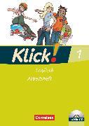 Cover-Bild zu Klick! Englisch, Alle Bundesländer, Band 1: 5. Schuljahr, Arbeitsheft mit Hör-CD von Backhaus, Angela