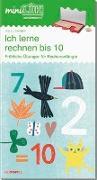 Cover-Bild zu miniLÜK. Vorschule. 1. Klasse - Mathematik: Ich lerne rechnen bis 10
