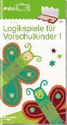 Cover-Bild zu miniLÜK Logikspiele für Vorschulkinder 1