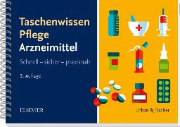 Cover-Bild zu Taschenwissen Pflege Arzneimittel