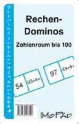 Cover-Bild zu Rechen-Dominos. Zahlenraum bis 100 von Lange, Angelika
