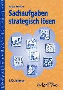 Cover-Bild zu Sachaufgaben strategisch lösen von Tertini, Judy
