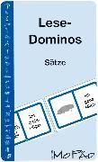 Cover-Bild zu Lese-Dominos. Sätze von Lange, Angelika