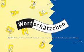 Cover-Bild zu Wortschätzchen von Tamm, Gisela