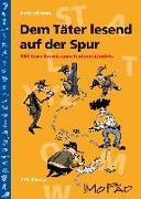 Cover-Bild zu Dem Täter lesend auf der Spur von Schrewe, Anna