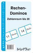 Cover-Bild zu Rechen-Dominos. Zahlenraum bis 20 von Lange, Angelika